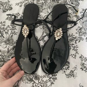 Witchery leather sandals